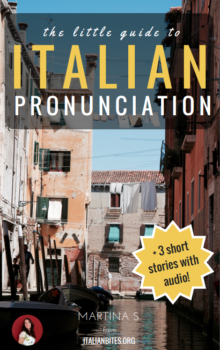 Little Guide to Italian Pronunciation ebook cover