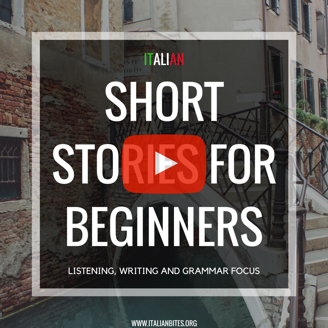 Short stories for beginners